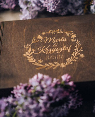 Wooden photo boxes, or how to store your memories in a unique setting